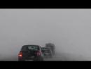 Бийск-Барнаул. Как ездят автобусы в метель 16.01.18