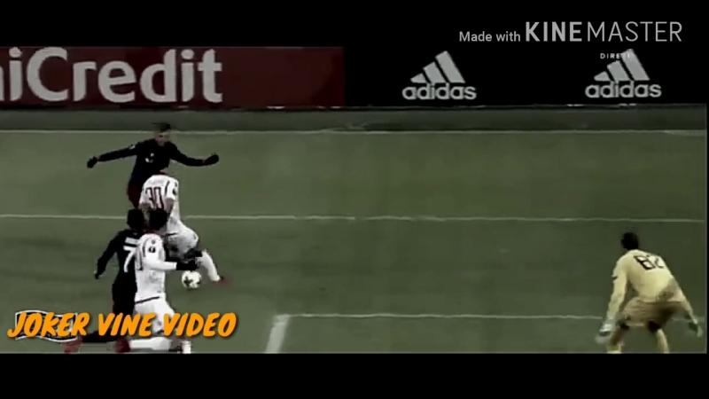 Победный гол Дзагоева Црвене Звезде(JOKER VINE VIDEO)