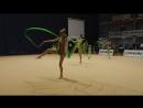 Кстово СДЮСШОР (КМС) Ленты Rhythmic Gymnastics Tournament Metelitsa 2018