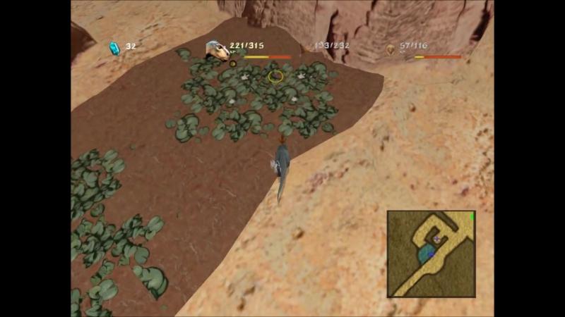 Дисней Динозавр Disney Dinosaur PC game walkthrough - Mission 8