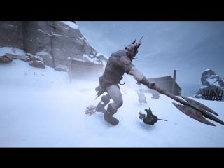Релизный трейлер бесплатного DLC «Conan Exiles: The Frozen North». 2017.