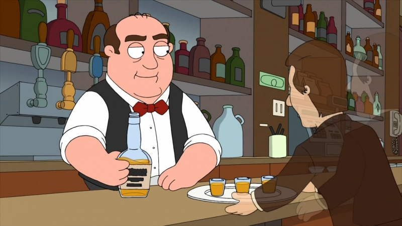 Гриффины / Family Guy / s10e01