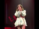 Lana Del Rey – Serial Killer (Live @ «Valley View Casino Center» / «LA To The Moon Tour»)