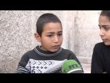 Двум детям удалось покинуть Гуту под обстрелом боевиков