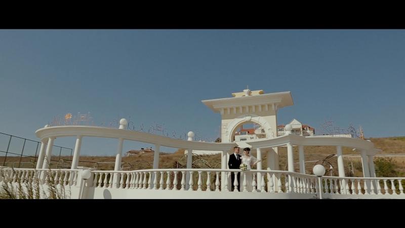 Иван и Карина - свадебный клип