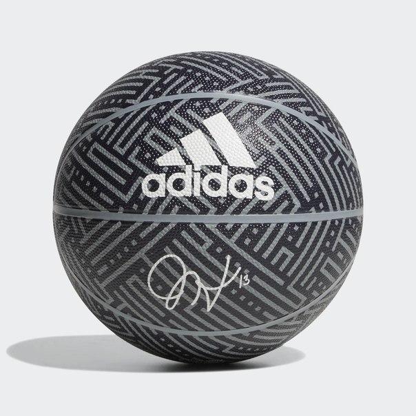 Баскетбольный мяч Harden Signature