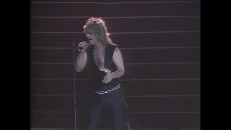 Ozzy Osbourne - Bark at the Moon - Salt Lake City 84