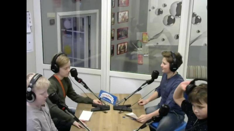 Кидбург FM Москва ЦДМ
