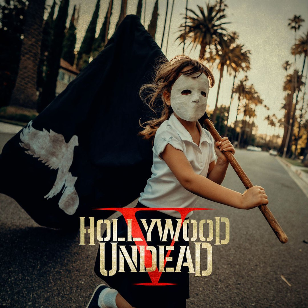 Hollywood Undead - Renegade [single] (2017)