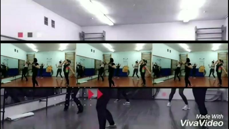 @Marina_Persona - Workout DanceMom