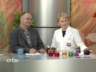 Кухня с точки зрения химика