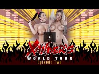 Angela white, karma rx (xander's world tour - ep.2) sex porno