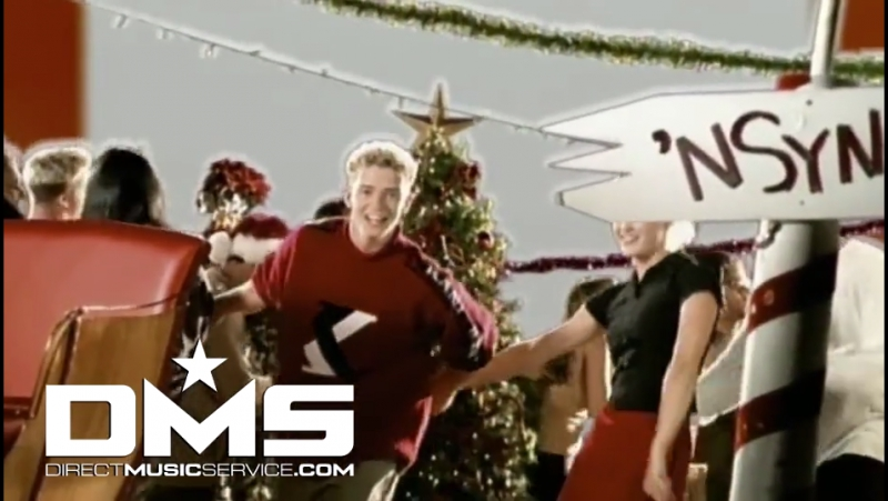 *NSYNC - Merry Christmas, Happy Holidays (Scooter Refresh)