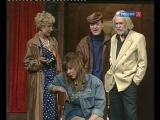 2) Мишин юбилей (1994). Режиссёр Олег Ефремов. МХАТ им. А. П. Чехова (Станислав Любшин)