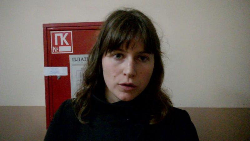 Гарина Дина о решении суда в отношении иска Бондарика к Пятому каналу