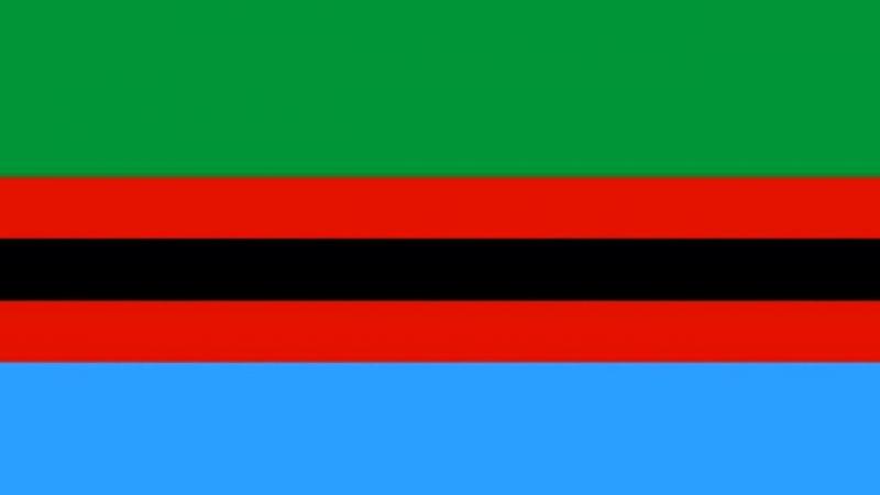 Флаг и Гимн Калевальского национального района