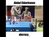 Абдул Эльдарханов Чемпионат России по К1 Москва (красный) 2017