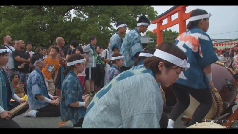 Kyoto Festival- Motomiya-sai at Fushimi Inari Taisha