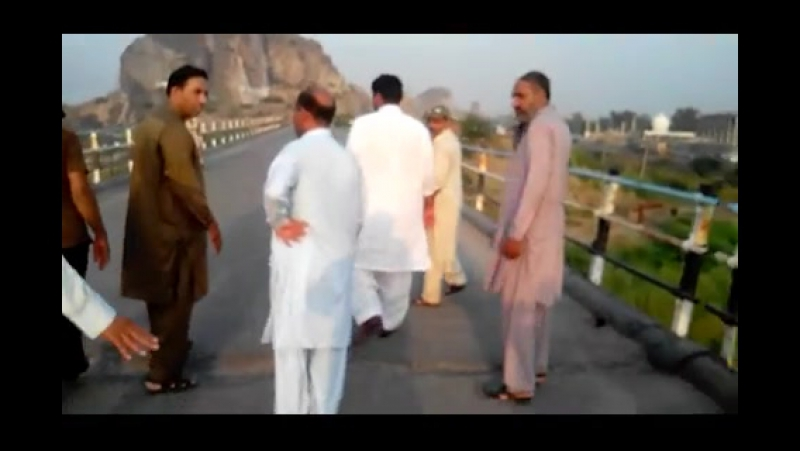 AT THE BRIDGE OF RIVER CHENAB WITH FRIENDS CHINIOT SEPTEMBER 21 2017
