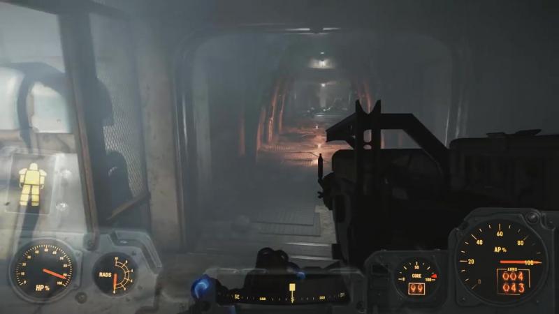 50. Убежище Механиста (3 Automatron DLC)