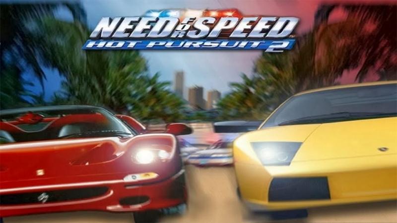 Need for Speed: Hot Pursuit 2, проба на время по островным окраинам