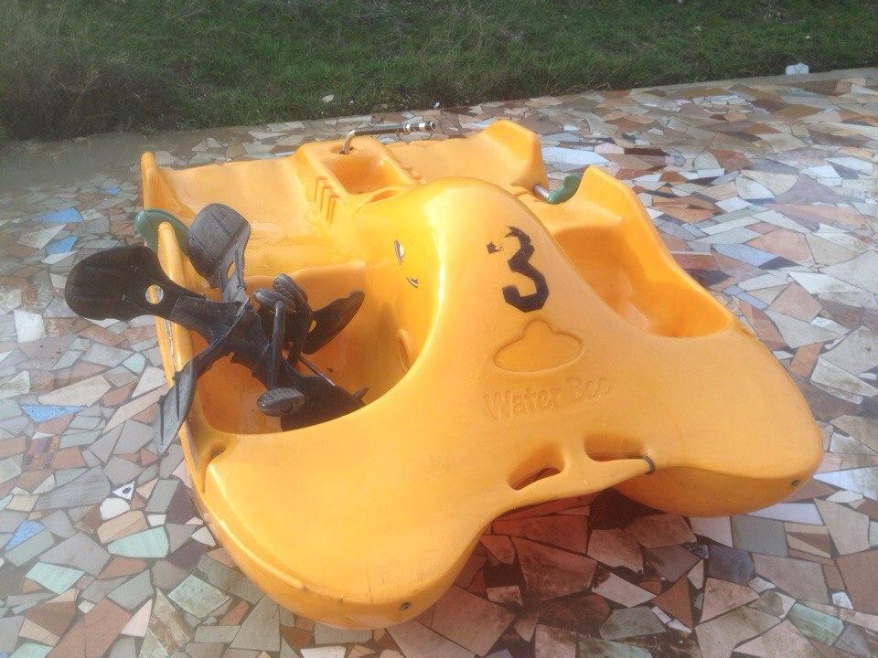 Продам водный велосипед Water Bee 200