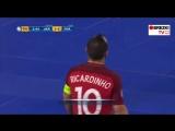 04.02.18   Чемпионат Европы 2018   Футзал   Украина  - Португалия   Ricardinho 2-5