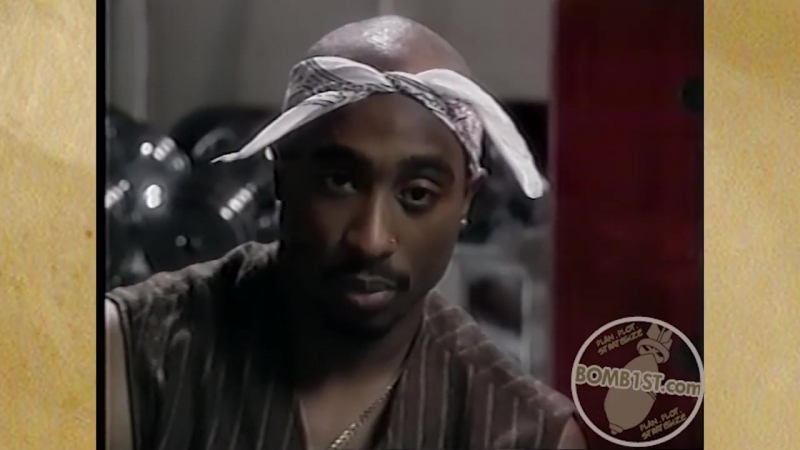 2Pac - MTV The Interview 1996 (Best Quality Complete)