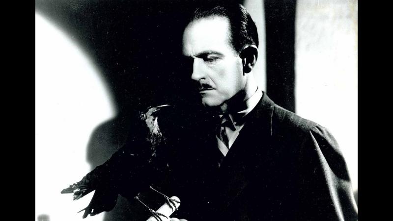 Ворон 1943 Le corbeau Анри Жорж Клузо триллер драма