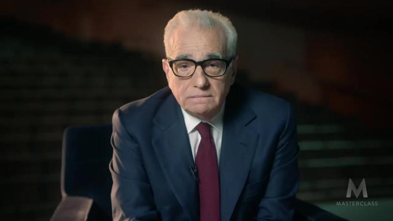 Martin Scorsese Teaches Filmmaking