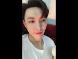 171221 EXO Lay Yixing @ Yixing Weibo Update