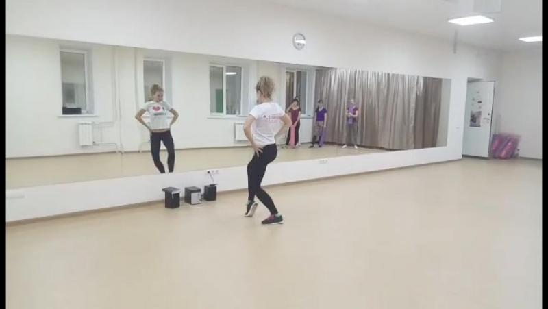 Lady Dance - танец (Томашевский тупик)