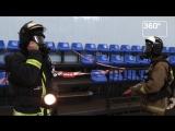 В Москве тестируют умные браслеты для пожарных и спасателей