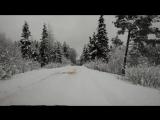 Снег-Снежок,белая дорога....