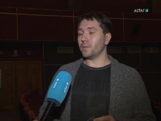 В Усть-Каменогорск приехали артисты театра танца