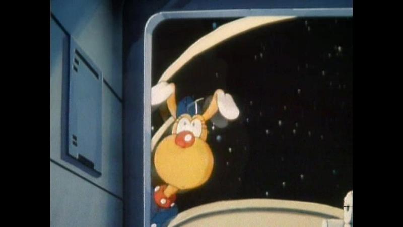 Инспектор Гаджет 2x14 Mad in the Moon 1983 Inspector Gadget