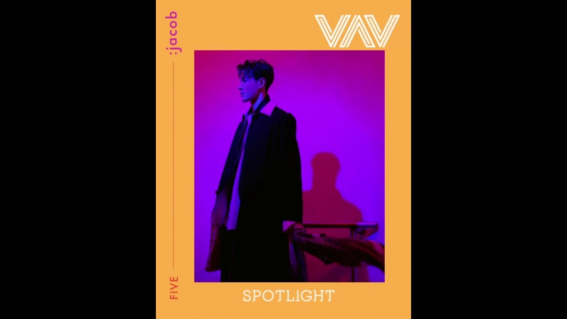 [TEASER] 180119 Jacob SPOTLIGHT