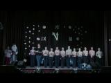 Отчётный концерт шоу-балет