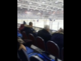 А вы любите хоккей, также как любит его наш Женёк?!