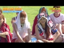 LONDON HEARTS 2012 08 28 2HSP Part 1 Womens Sports Test in Summer 真夏のスポーツテスト