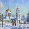 Покровский кафедральный собор города Воронежа