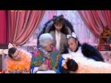 Бабушка и её котики...(Отрывок из: Уральских пельменей).