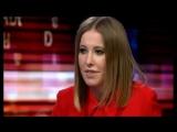 BBC HARDtalk- Russian president candidate Ksenia Sobchak