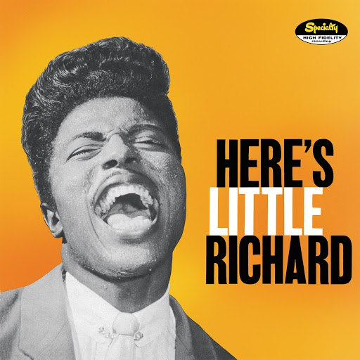 Little Richard альбом Here's Little Richard [Remastered & Expanded]