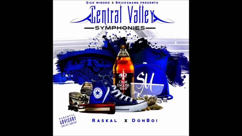 Raskal X L.Smiley X Dohboi X Maniak - Strictly Foh Da Streets (Chicano Rap Music Video Clip)