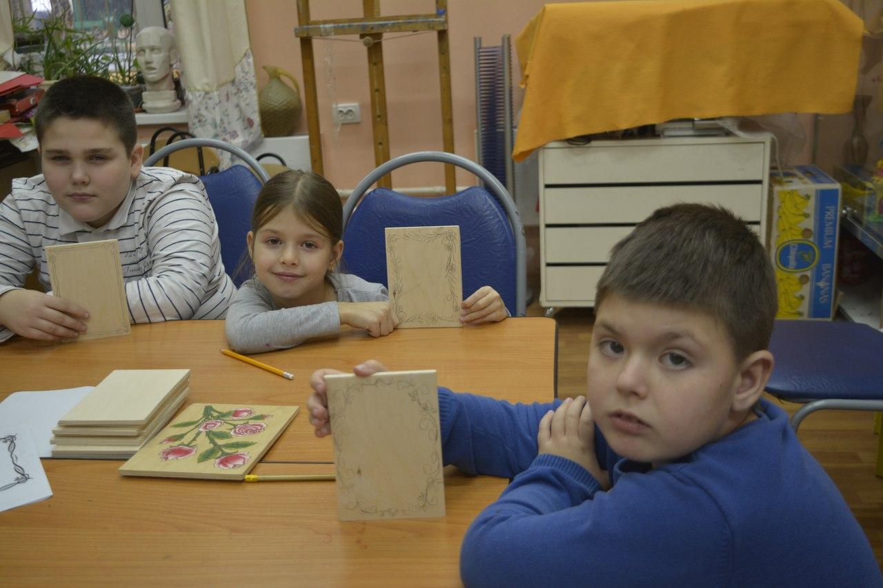 мастер-класс для воспитанников московии