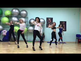 MICHAEL JACKSON - DIRTY DIANA/ choreo Brinn Nicole/ direction Vera Popolavskaya