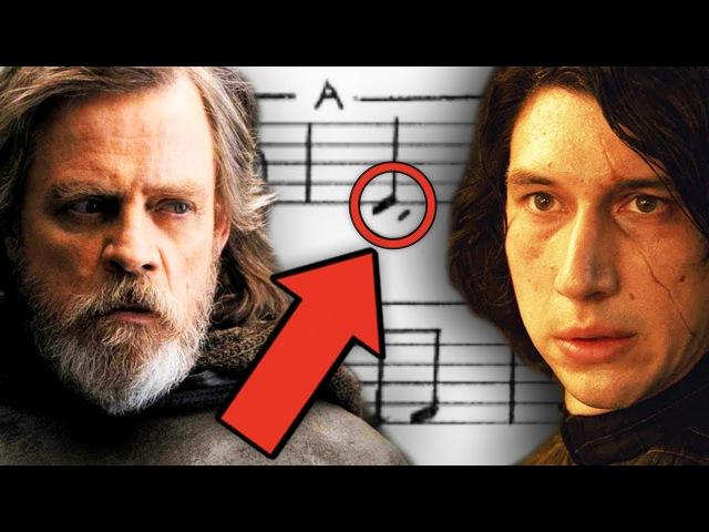 Star Wars MUSIC Hidden Meaning of Last Jedi's Score
