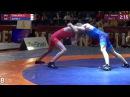 Первенство Европы-2017 До 42 кг. Георгий Чоладзе Грузия - Тофик Алиев Азербайджан