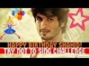 TRY NOT TO SING BOLLYWOOD CHALLENGE | HAPPY BIRTHDAY SHAHID KAPOOR | Source of Bollywood